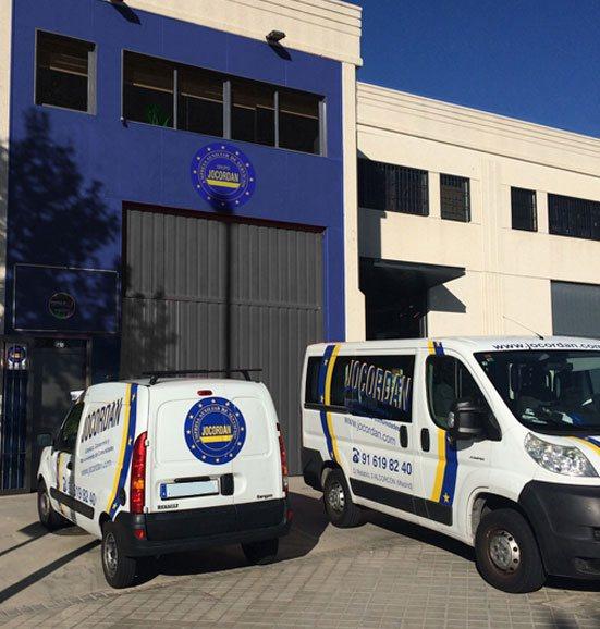 Empresas de limpieza en madrid grupo jocordan - Empresas domotica madrid ...