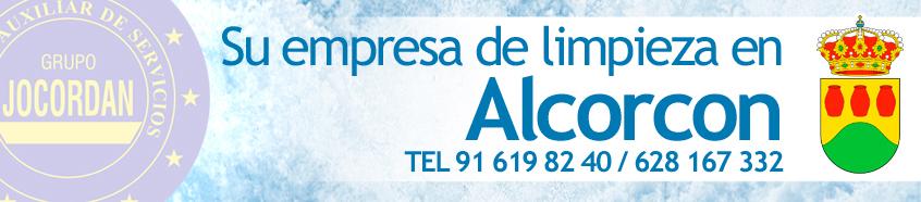 Empresas de limpieza en Alcorcon