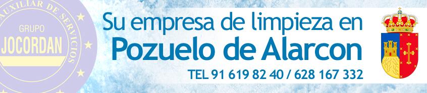Empresas de limpieza en Pozuelo de Alarcon