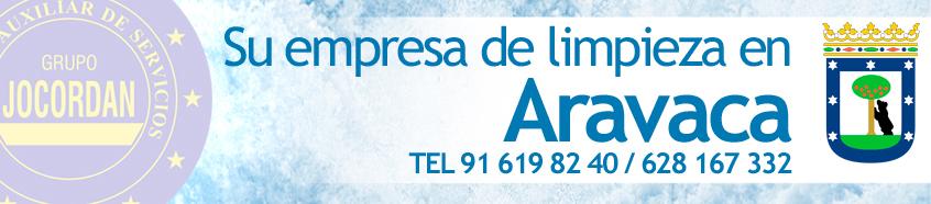 Empresas de limpieza en Aravaca