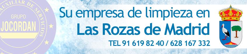 Empresas de Limpieza en Las Rozas de Madrid