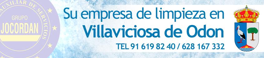 Empresas de limpieza en Villaviciosa de Odon
