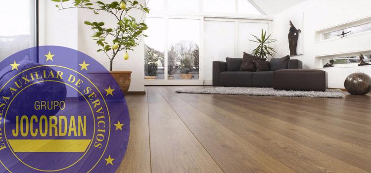 consejos limpieza suelos tarima