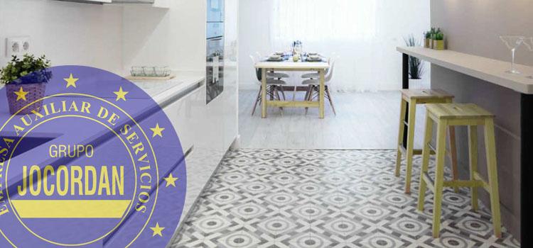 Baldosa hidraulica madrid preciosos pavimentos de estilo - Limpiar baldosas cocina ...