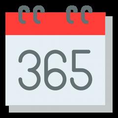 365 días al año