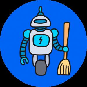Empresa de limpieza robot de limpieza