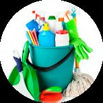 Empresa de limpieza tipos productos