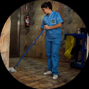 Especialistas en limpieza de comunidades