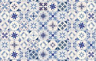 Suelos de mosaico hidráulico